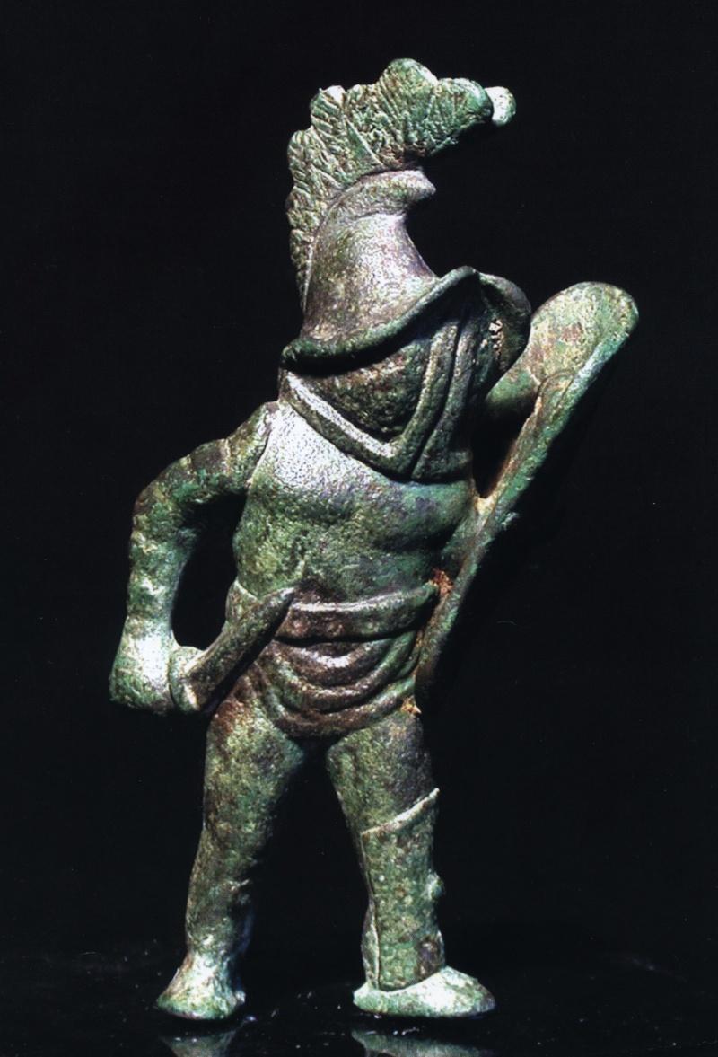 Statuettes Mirmillon Statue10
