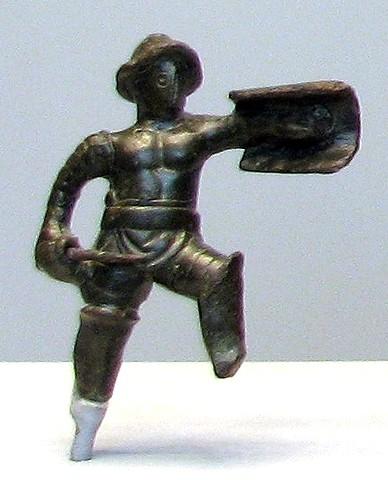 Statuettes Thrace Statue13