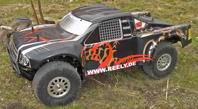 ma Buggy Carbon Fighter REELY 10110
