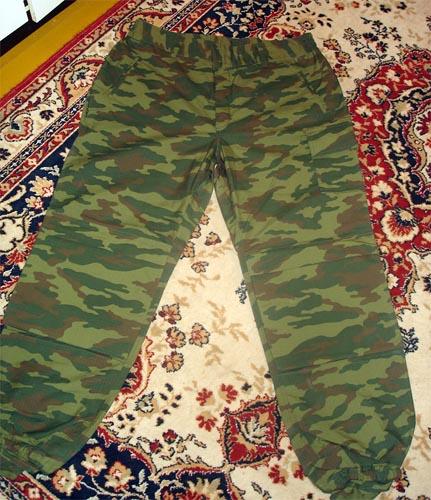 Belarussian camouflage Pants10