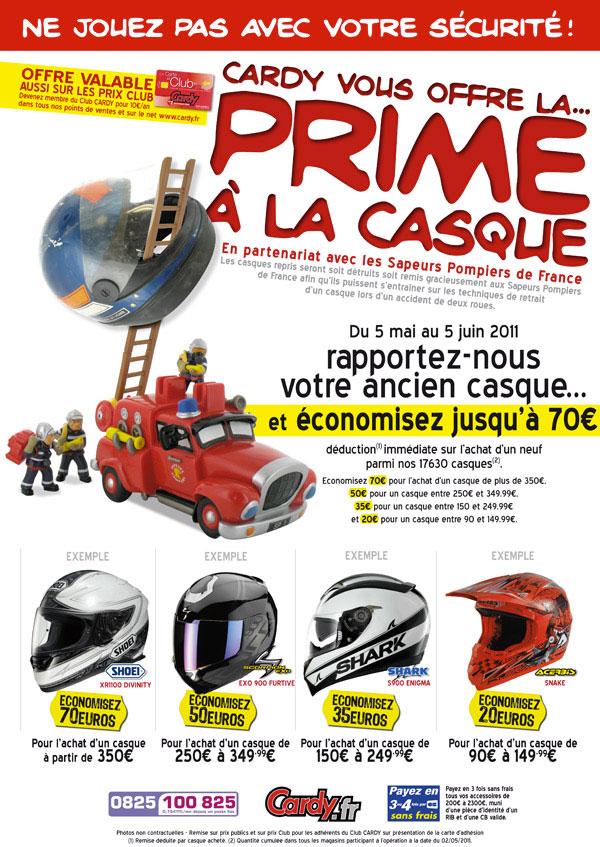 Cardy renouvelle la Prime à la Casque... Economisez jusqu'à 70€ ! 1105_p10