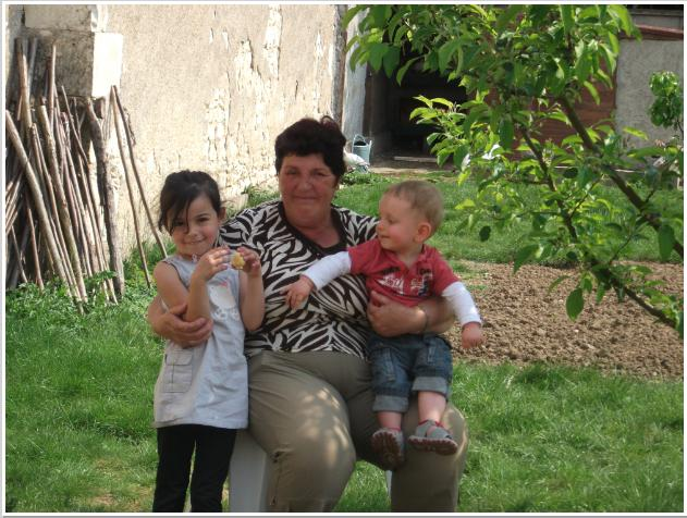 Le Bébé Paul a Mamé Baba1110