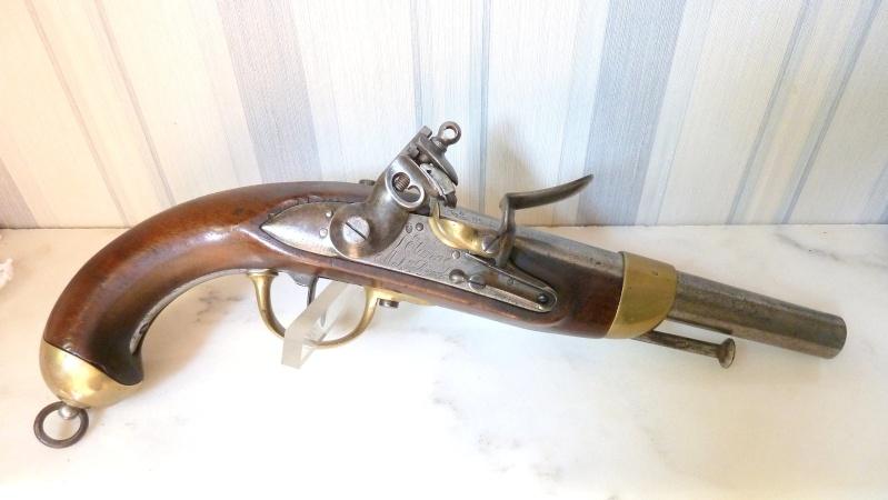 Pistolet 1816 Tbis ??? 181610