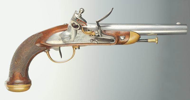 Pour mes 70 ans au moi d'avril je cherche un pistolet 1816  Pistol64