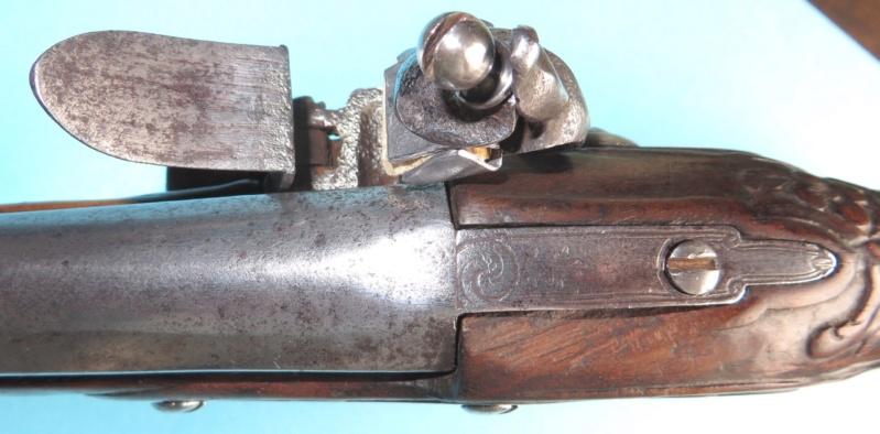 Pistolet silex Pistru14