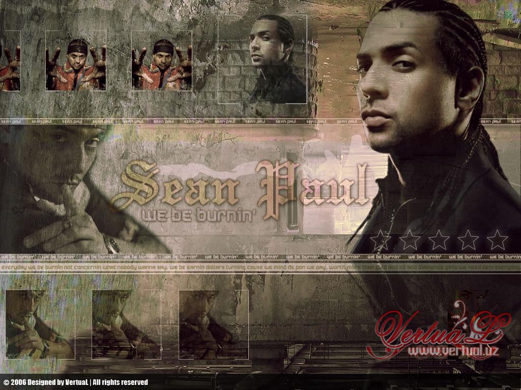 Sean Paul wallpapers Pufare10