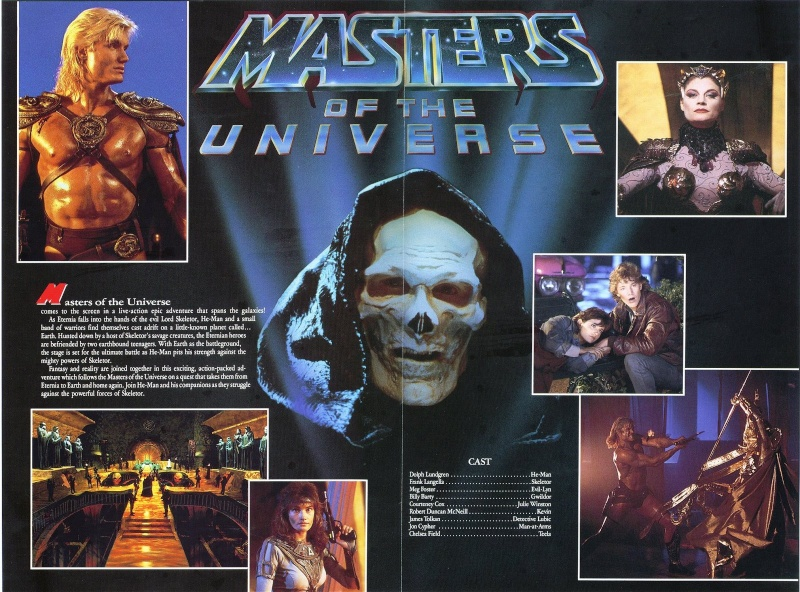 THE LOST CLASS-MASTER OF THE UNIVERSE(THE LIVE-ACTION PICTURE) Master14