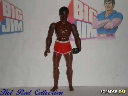 Hot Rod Collection Scrape40