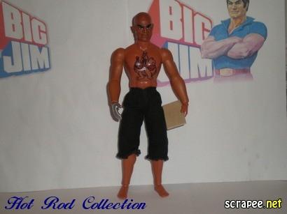 Hot Rod Collection Scrape45