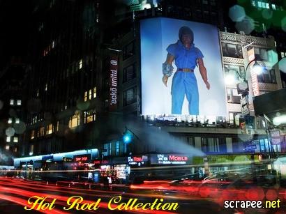 Hot Rod Collection Scrape55