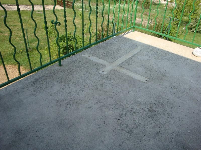 Imperméabilisation d'une terrasse , conseils ? - Page 2 Dsc01910