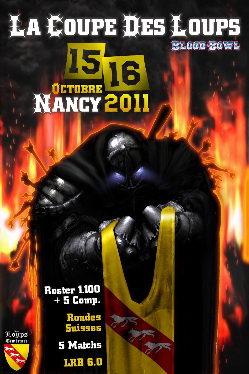 La Coupe des Loups [15 et 16 Octobre 2011] Nancy Affich12