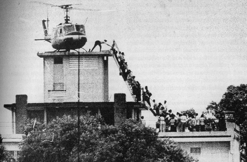 April 30, 1975 - Fall of Saigon. Fall-o10