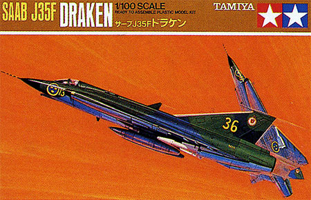 Saab J-35J Draken - minor update. Galler10