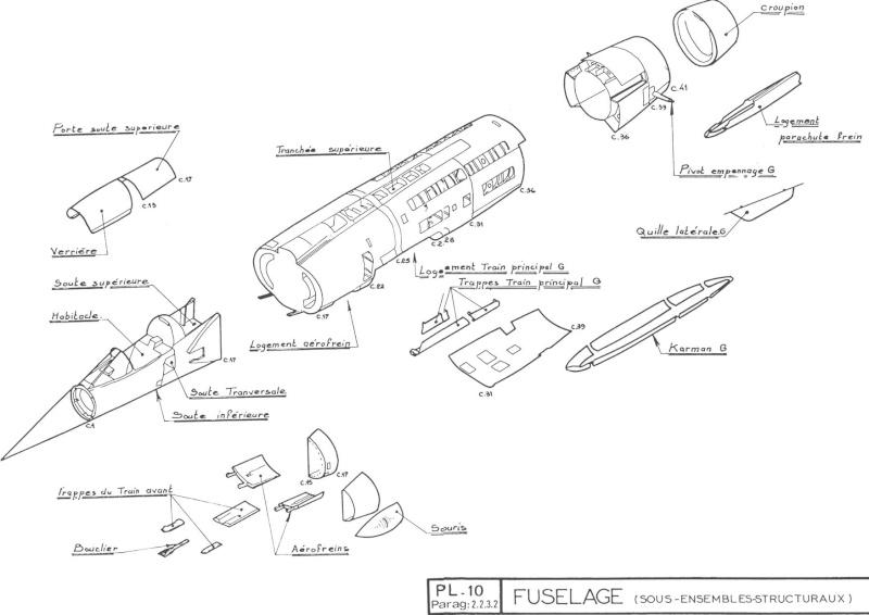 Italeri 1/48 Mirage F1 - Page 2 Pl1010