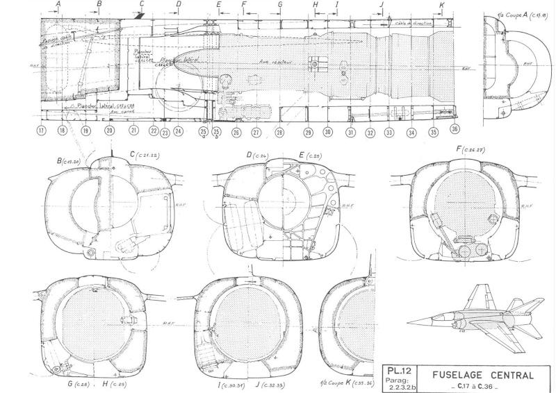 Italeri 1/48 Mirage F1 - Page 2 Pl1210