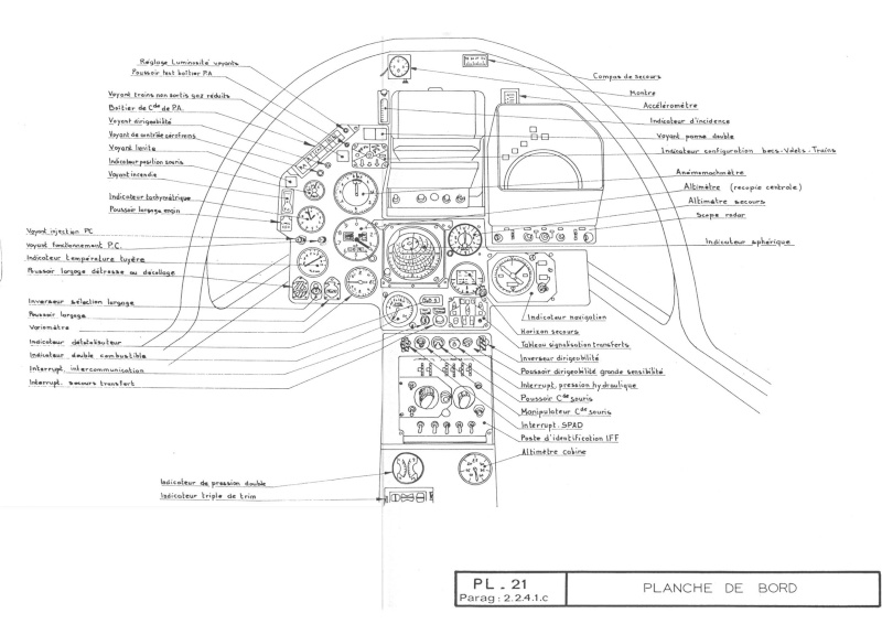 Italeri 1/48 Mirage F1 - Page 2 Pl2110