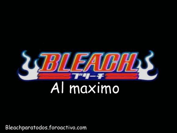 bleach al maximo