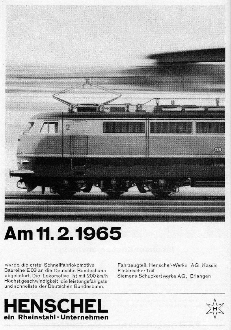Elektrolokomotive E03 / 103 - der STAR - Seite 3 Hensch10