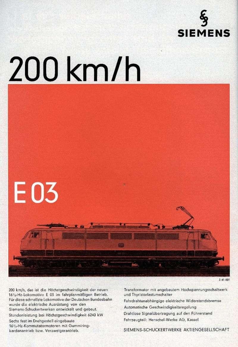 Elektrolokomotive E03 / 103 - der STAR - Seite 3 Siemen10