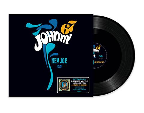 Johnny 67 Hey Joe LP 25 cm A4e2a010