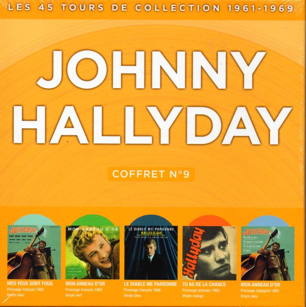 coffret n°9 des 45 tours de collection 1961-1969 édité par Polygram Img59810