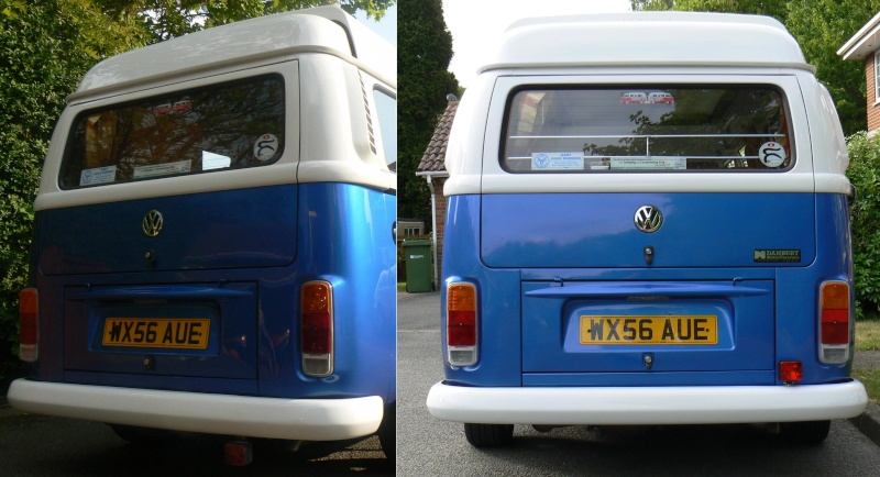 light - From fog light and jail bars to a personalised number plate Fog210