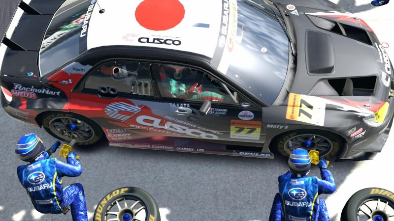 résumé en image du 2éme GT300 pool A / du mercredi 22 juin 2011 Autumn20