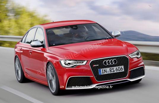 2012 - [Audi] RS6 [C7] Rd610