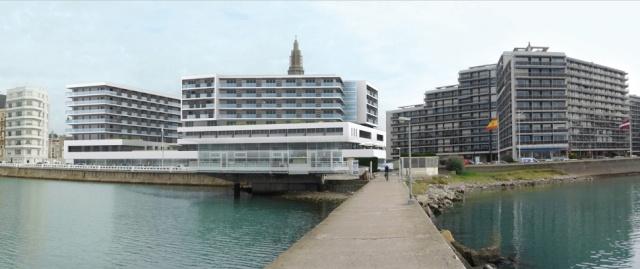 Hôtel 4 étoiles face à la mer 118-co11