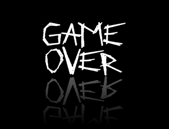 Game Over à la Shadowy ! Gamevo10