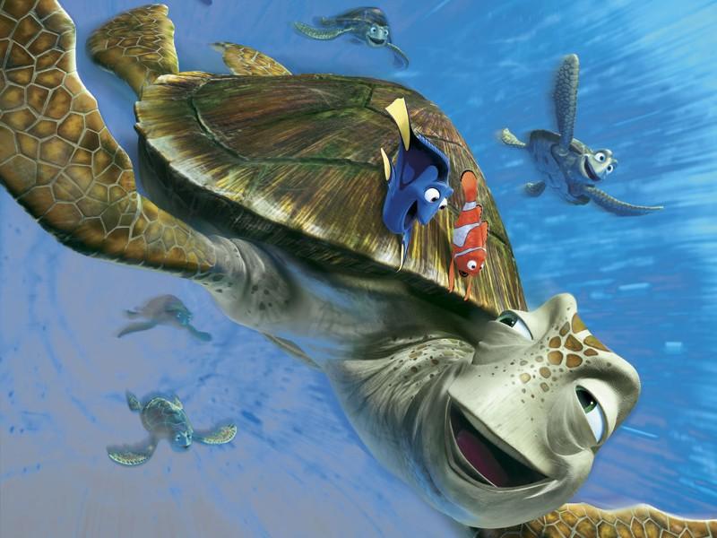 Fonds d'écran Le monde de Nemo 1027