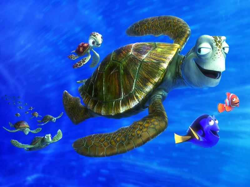 Fonds d'écran Le monde de Nemo 1126