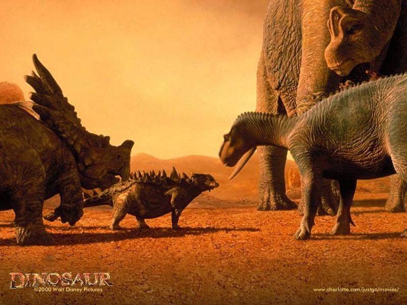 Fonds d'écran Dinosaure 1210
