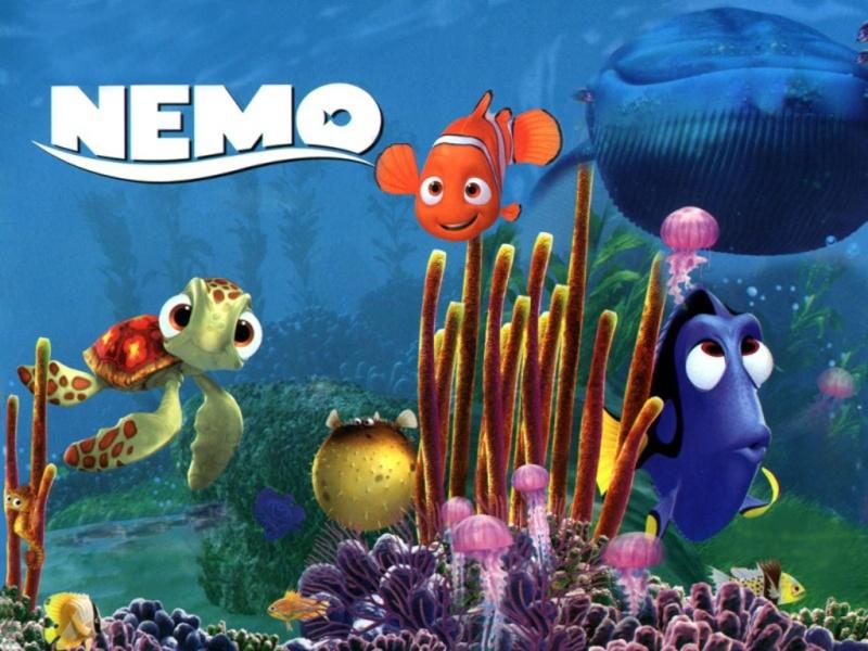Fonds d'écran Le monde de Nemo 127