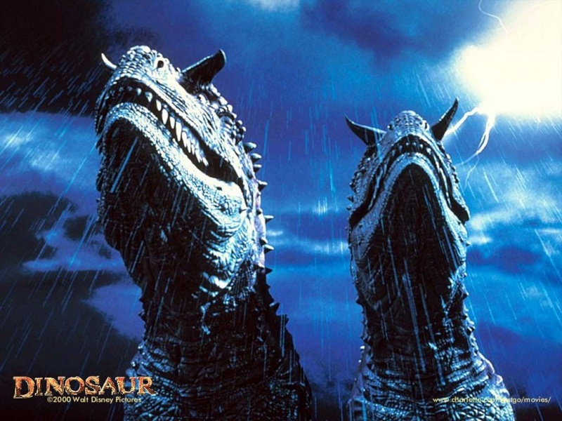 Fonds d'écran Dinosaure 1310