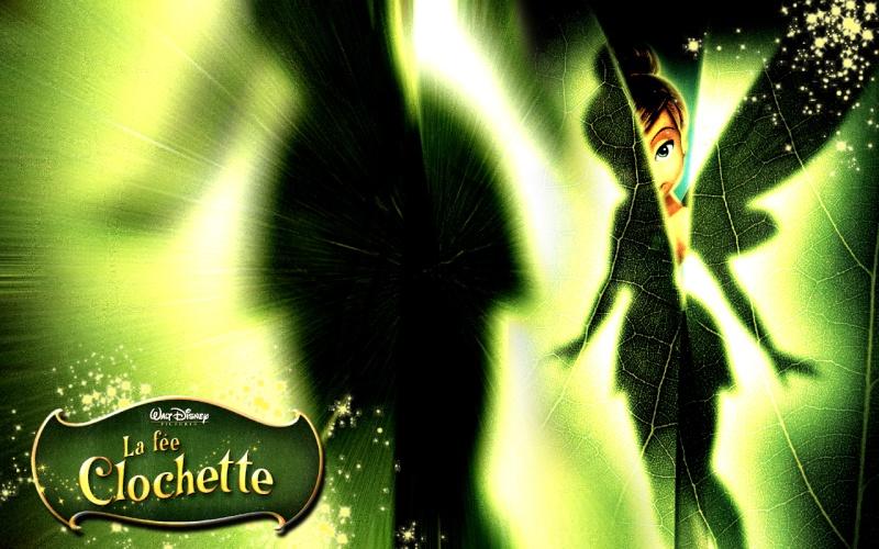 Fonds d'écran La fée Clochette 1318