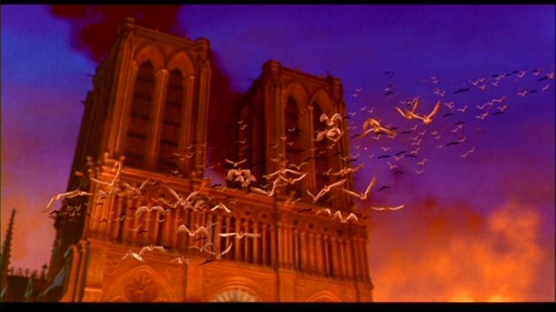Fonds d'écran Le bossu de Notre-Dame 1323