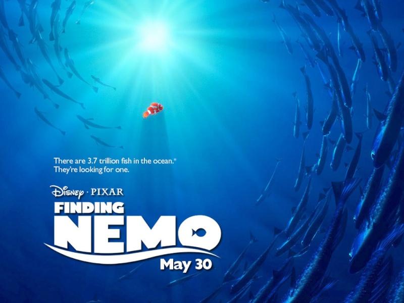 Fonds d'écran Le monde de Nemo 1325