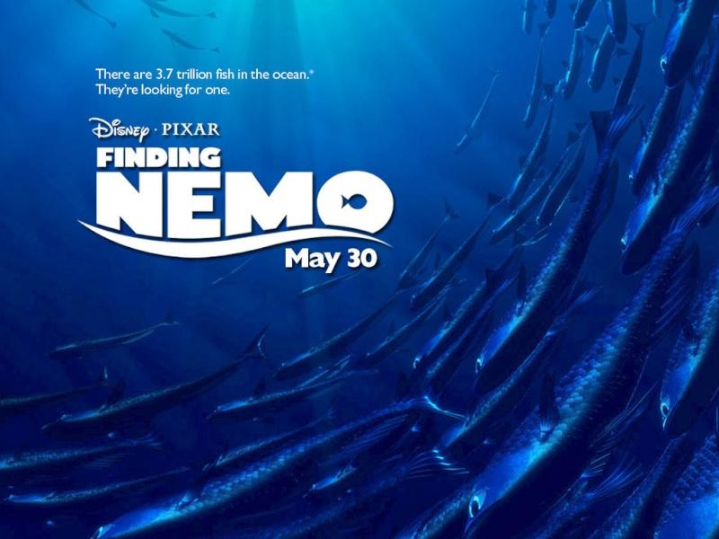 Fonds d'écran Le monde de Nemo 1623