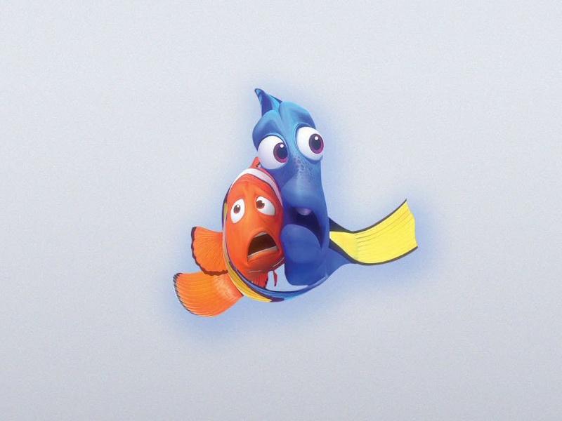 Fonds d'écran Le monde de Nemo 1823