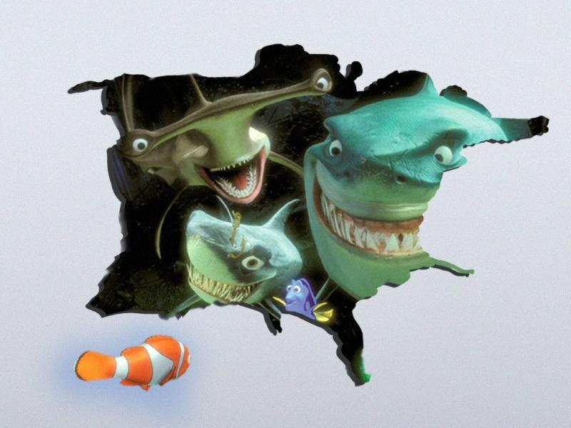 Fonds d'écran Le monde de Nemo 1922