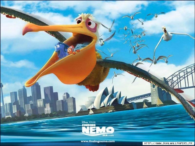 Fonds d'écran Le monde de Nemo 2120
