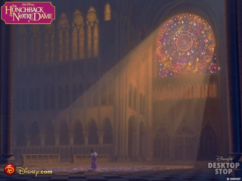 Fonds d'écran Le bossu de Notre-Dame 2317