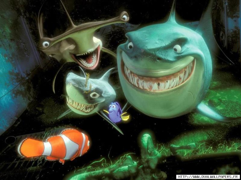 Fonds d'écran Le monde de Nemo 2318
