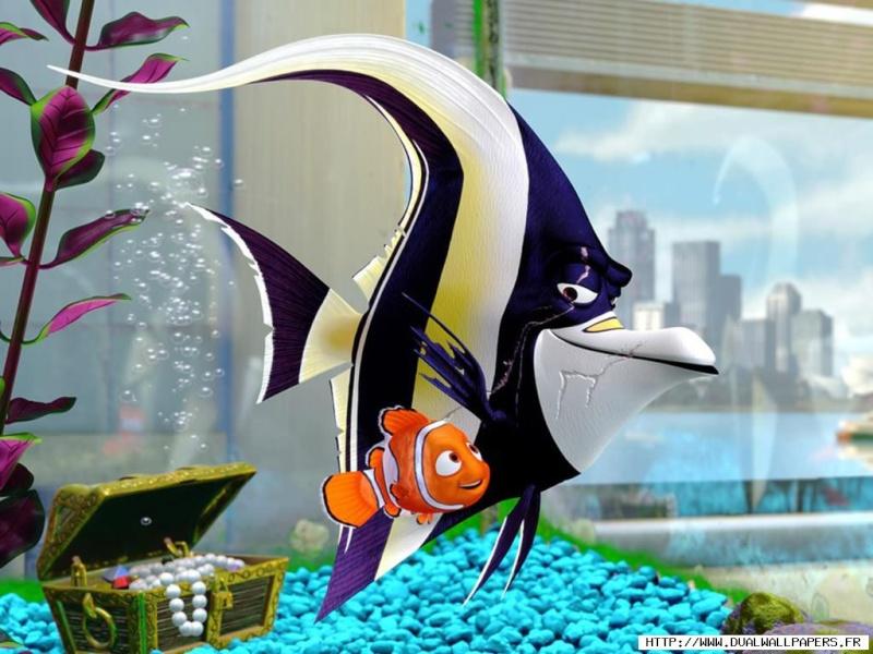 Fonds d'écran Le monde de Nemo 2518