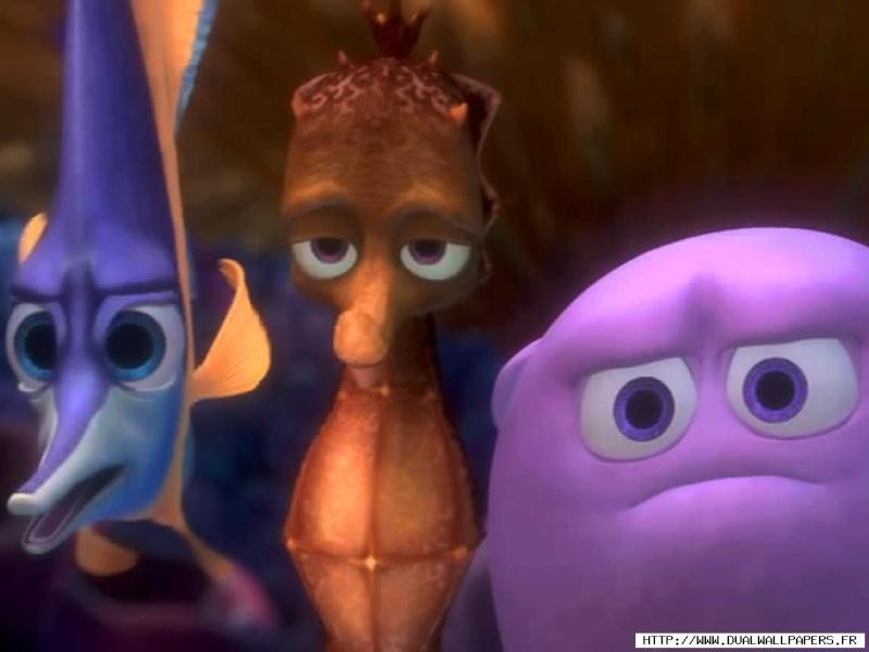 Fonds d'écran Le monde de Nemo 2716
