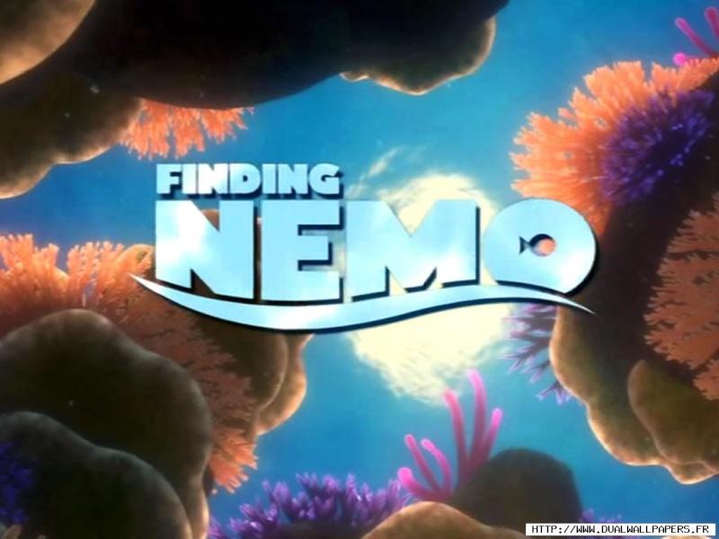 Fonds d'écran Le monde de Nemo 2916