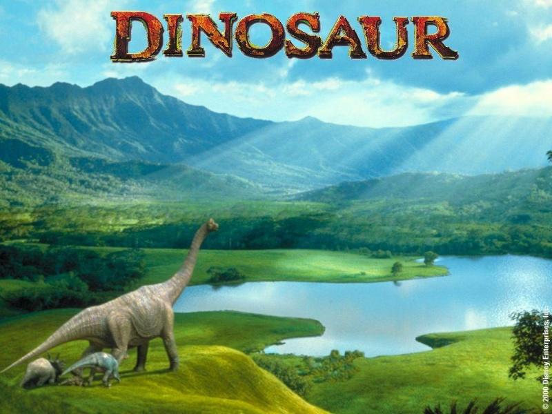 Fonds d'écran Dinosaure 310