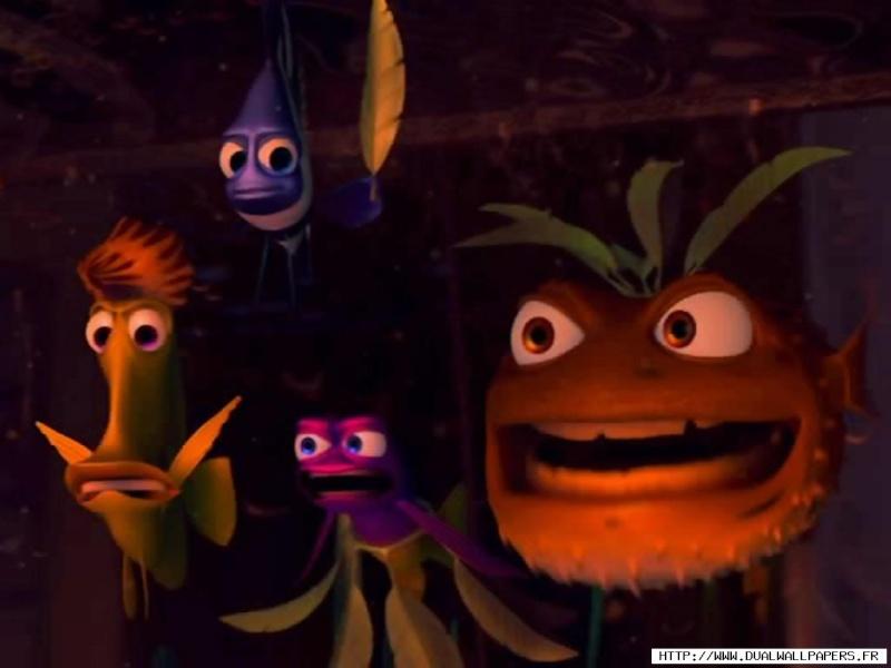Fonds d'écran Le monde de Nemo 3116